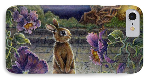 Rabbit Dreams IPhone Case