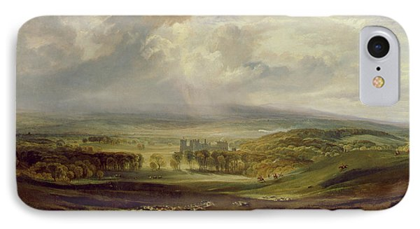 Raby Castle Phone Case by Joseph Mallord William Turner