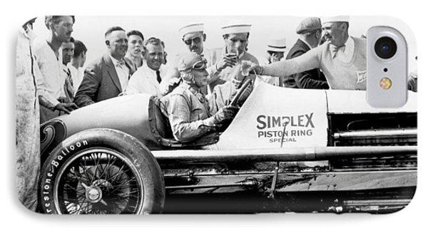 Race Car Driver Ray Keech IPhone Case