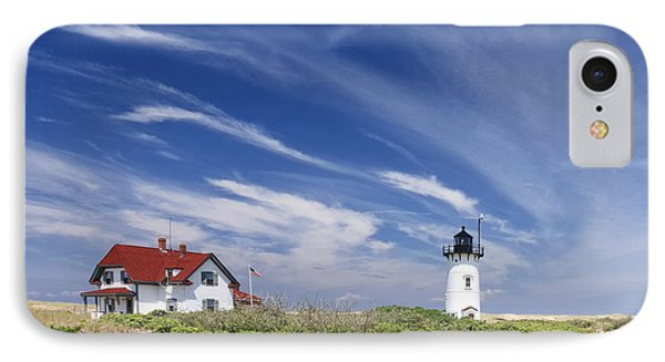 Race Point Light IPhone 7 Case by Bill Wakeley