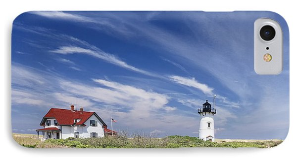 Race Point Light Phone Case by Bill Wakeley