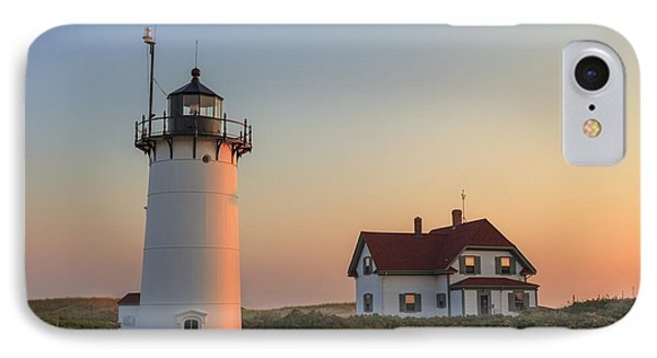 Race Point Lighthouse IPhone Case by Bill Wakeley