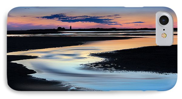 Race Point Low Tide Sunset IPhone Case by Bill Wakeley