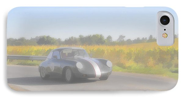 Racer Porsch 356 Phone Case by Jack R Perry