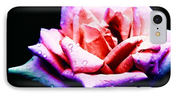 Rachel's Rose IPhone Case by Rachel Mirror