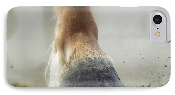IPhone Case featuring the photograph Life Racing by France Laliberte