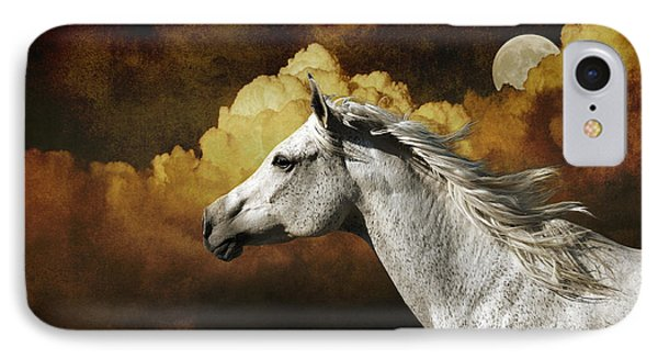 Racing The Moon IPhone Case