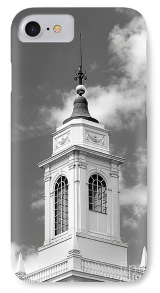 Radcliffe College Cupola IPhone Case by University Icons