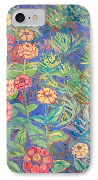 Radford Library Butterfly Garden IPhone Case by Kendall Kessler