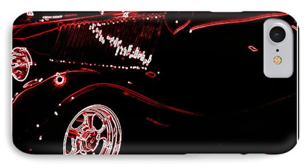 IPhone Case featuring the digital art Radiance by Bobbee Rickard