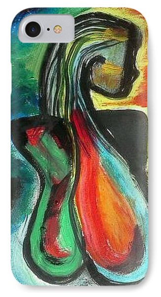 Radiant IPhone Case by Carol Duarte
