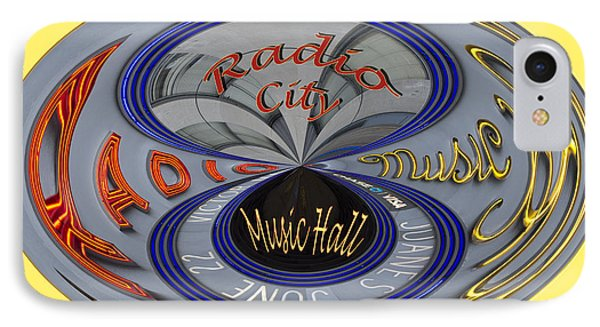 Radio City Phone Case by Jean Noren