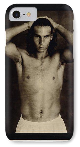 Rafael Nadal 2 IPhone Case