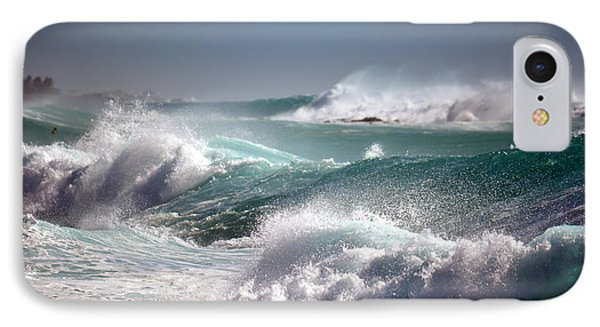 Raging Waters IPhone Case by Lori Seaman