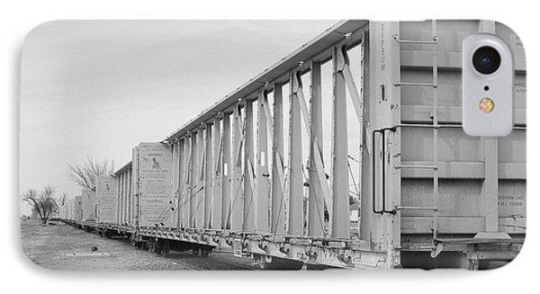 Rail Cars IPhone Case
