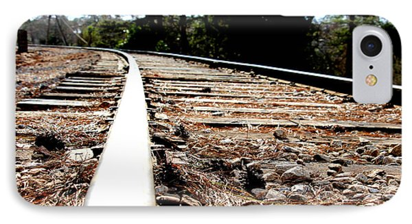 Rail IPhone Case by Shawn MacMeekin