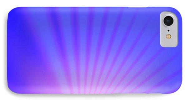 Railroad Sunrise IPhone Case by Bob Orsillo