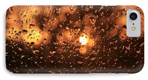 Rain And Sunset IPhone Case by Ellery Russell