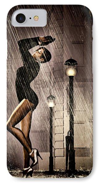 Rain Dance Phone Case by Bob Orsillo