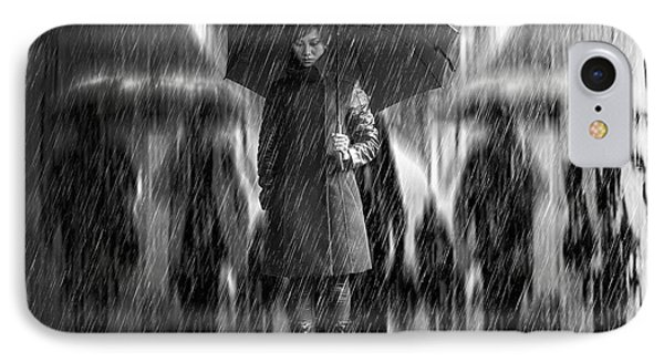 Rain Of Sadness IPhone Case