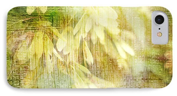Rain On Leaves Phone Case by Suzanne Powers