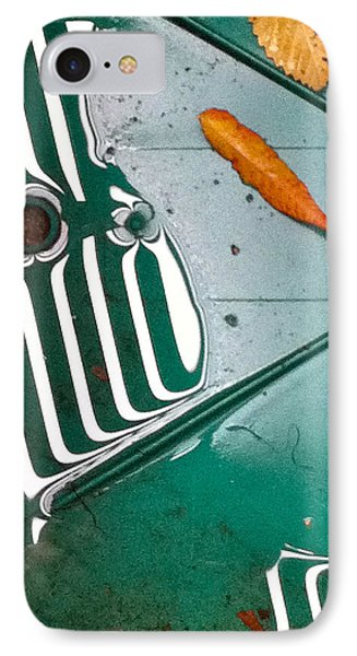 IPhone Case featuring the photograph Rain Reflections by Bill Owen