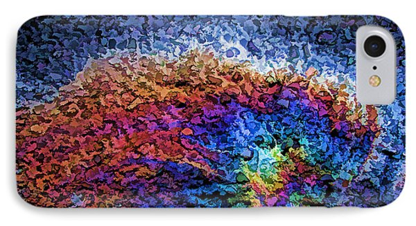 Rainbow Bridge II IPhone Case by Samuel Sheats