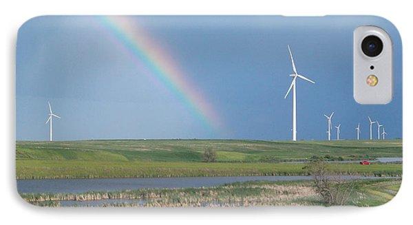 Rainbow Delight IPhone Case by Angela Pelfrey