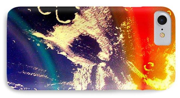 Rainbow Explosion IPhone Case