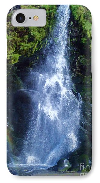 IPhone Case featuring the photograph Rainbow Falls by John Williams