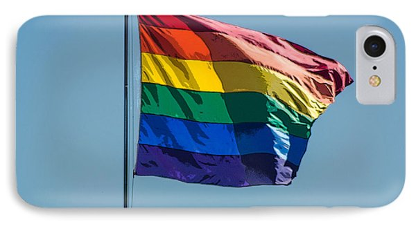 Rainbow Flag IPhone Case