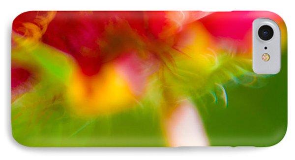 Rainbow Flower IPhone Case