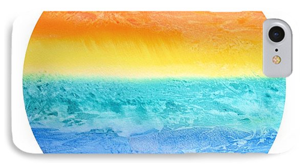 Rainbow Landscape  IPhone Case by Susan  Dimitrakopoulos