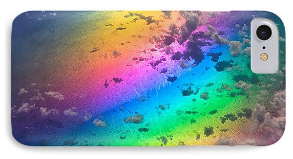 Rainbow Ocean Phone Case by Eti Reid