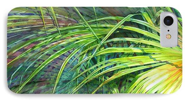 Rainbow Palms IPhone Case