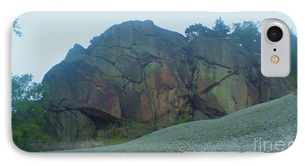 IPhone Case featuring the photograph Rainbow Rock by John Williams