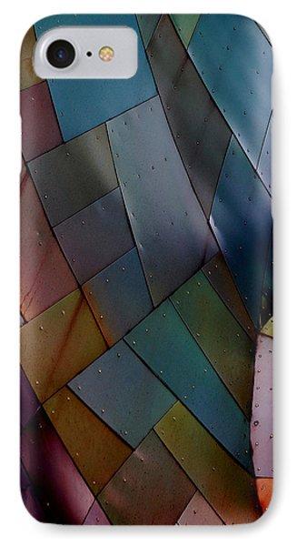 Rainbow Shingles IPhone Case