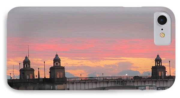 IPhone Case featuring the photograph Rainbow Sunset by Joetta Beauford