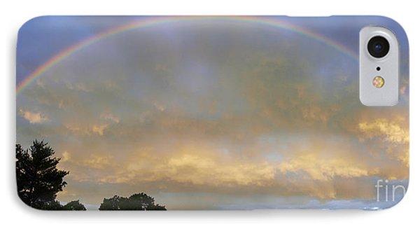 Rainbow Phone Case by Tony Cordoza