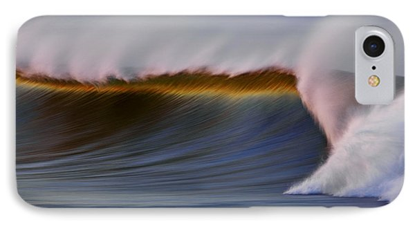 IPhone Case featuring the photograph Rainbow Wave  C6j2648 by David Orias