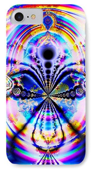 Rainbows And Dragonflies IPhone Case by Anastasiya Malakhova