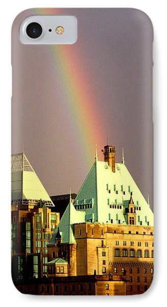 Rainbow's End IPhone Case by Brian Chase