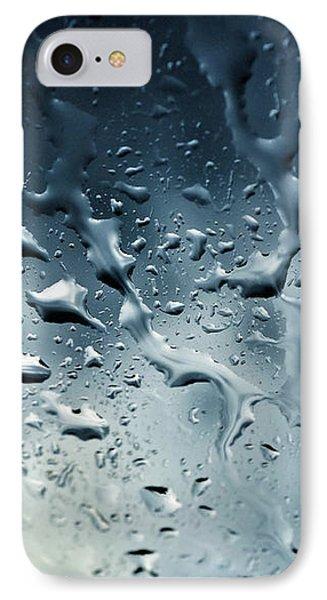 Raindrops Phone Case by Fabrizio Troiani