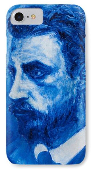 Rainer Maria Rilke IPhone Case