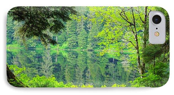Rainforest Beauty IPhone Case by Karen Horn