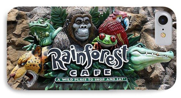 Rainforest IPhone Case by David Nicholls