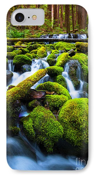 Rainforest Magic IPhone Case by Inge Johnsson
