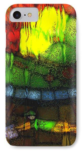 Rainy Day 2 IPhone Case by Jack Zulli