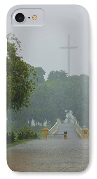 Rainy Day IPhone Case by Iryna Goodall