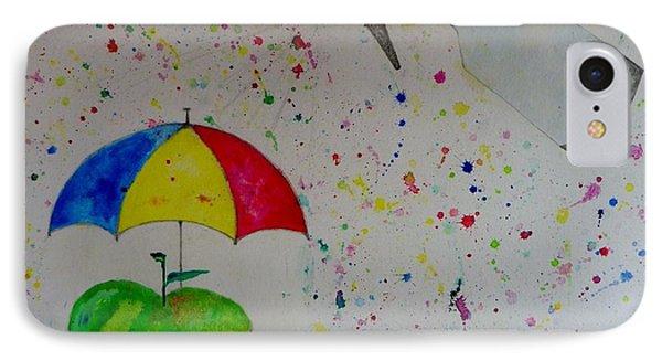 Rainy Day IPhone Case by Isaac Alcantar